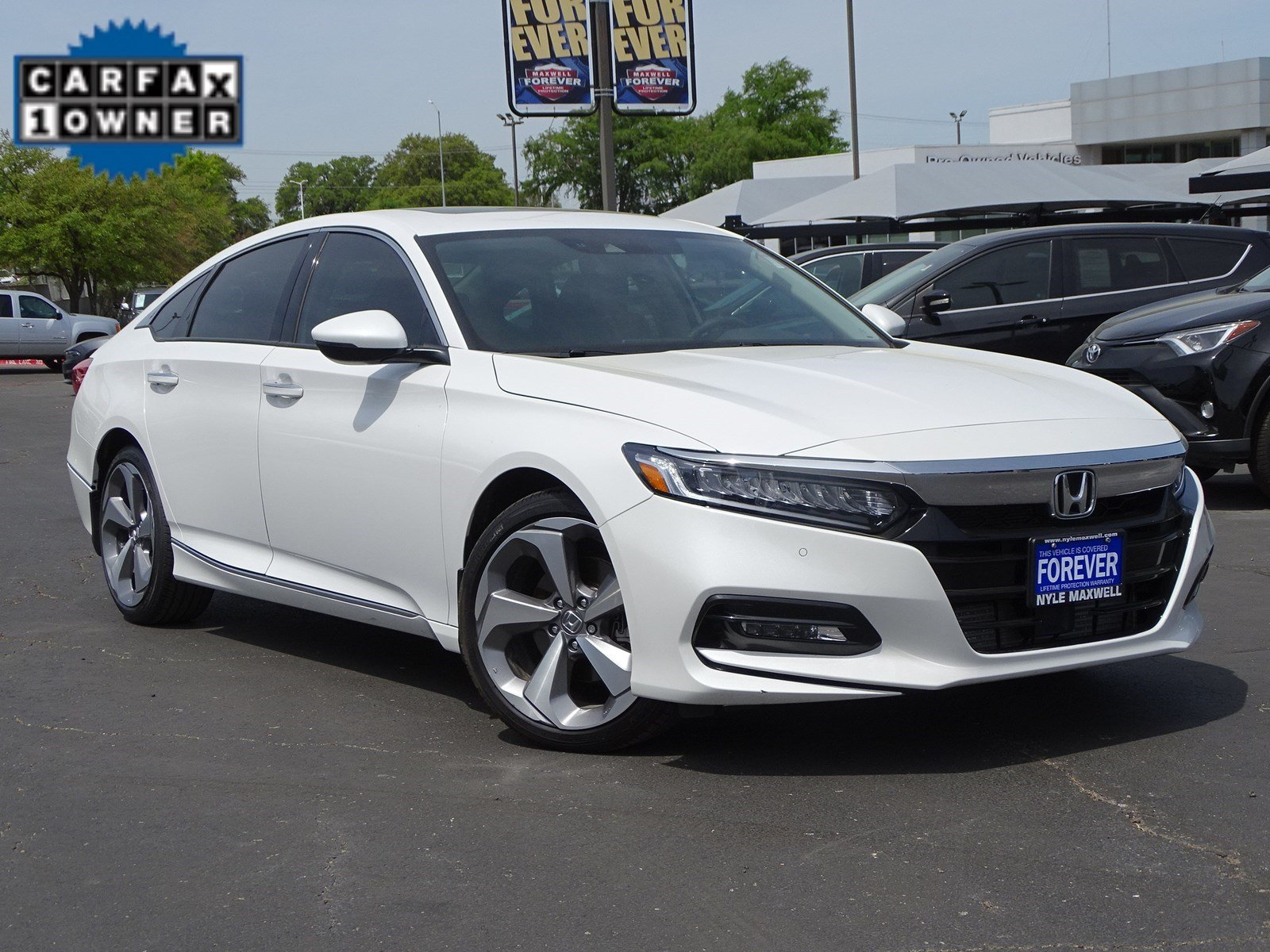 Https Www Nylemaxwellcjd Inventory Used 2018 Honda Accord Sedan Touring 2 0t Fwd 4dr Car 1hgcv2f97ja042792