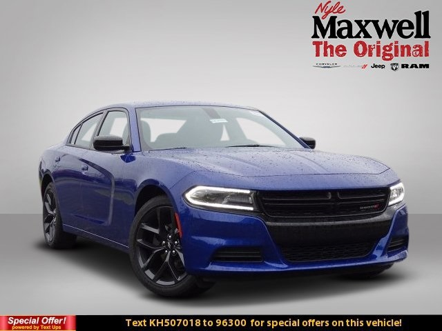 New 2019 Dodge Charger Sxt Sedan In Taylor Kh507018 Nyle Maxwell