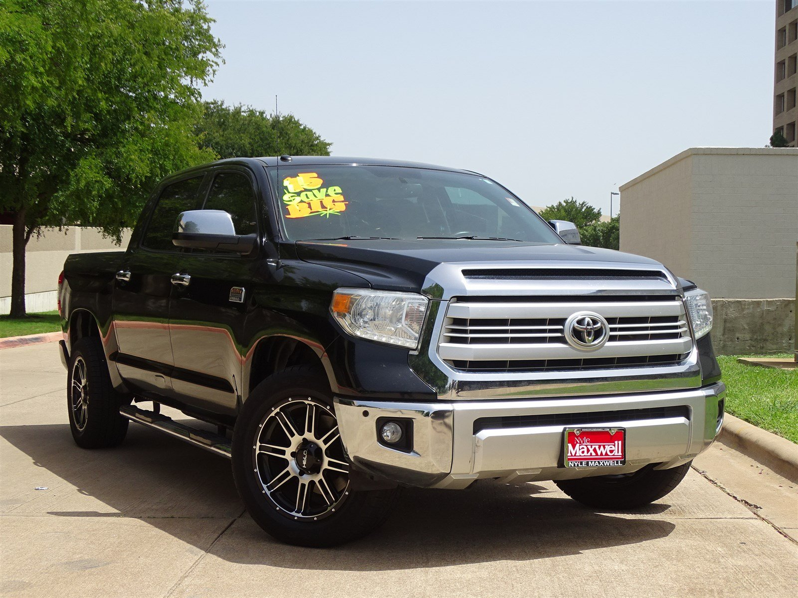 Pre Owned 2014 Toyota Tundra 2WD Truck 1794 Crew Cab Pickup in