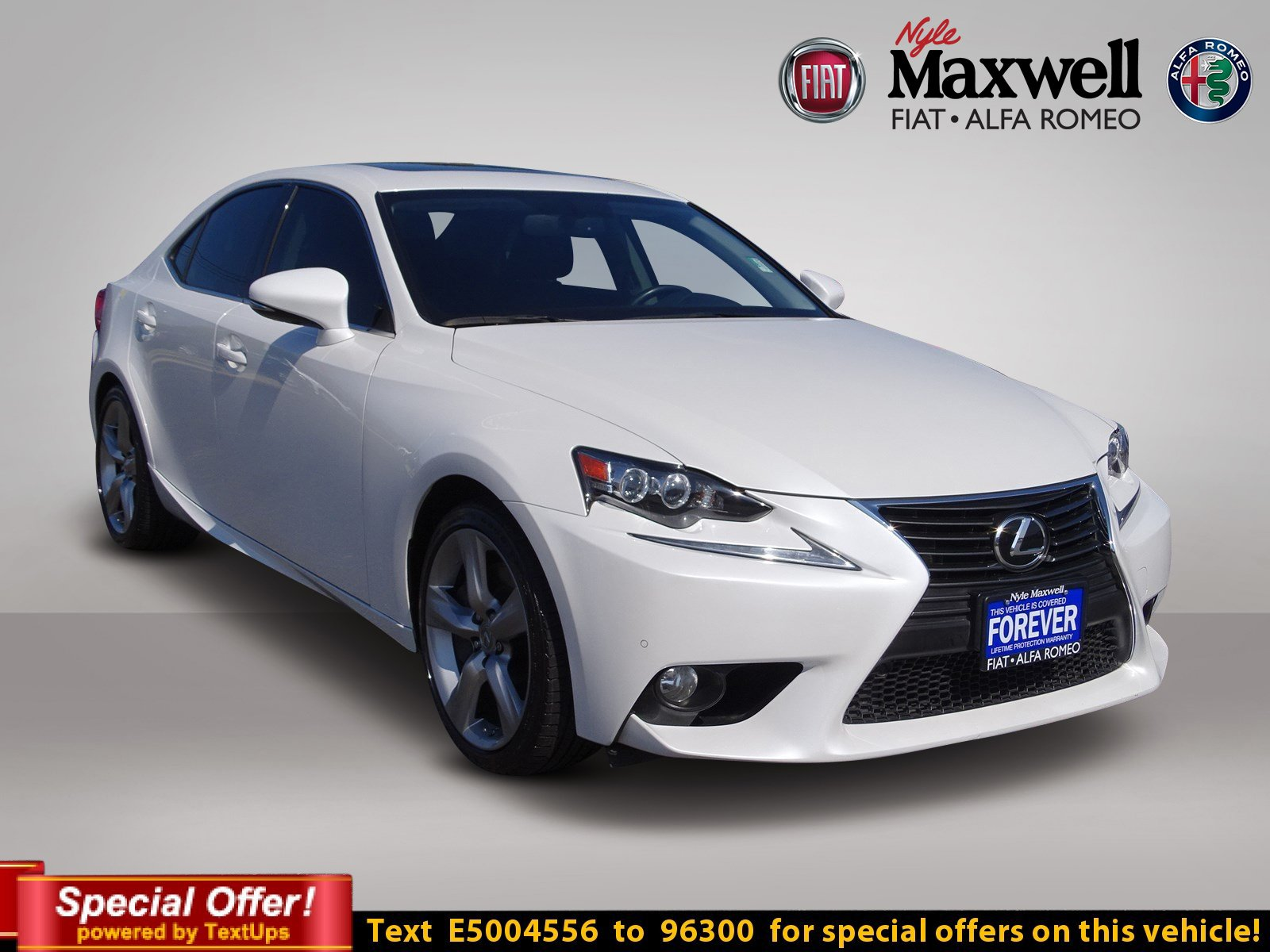 Pre Owned 2014 Lexus IS 350 4dr Car in Taylor E
