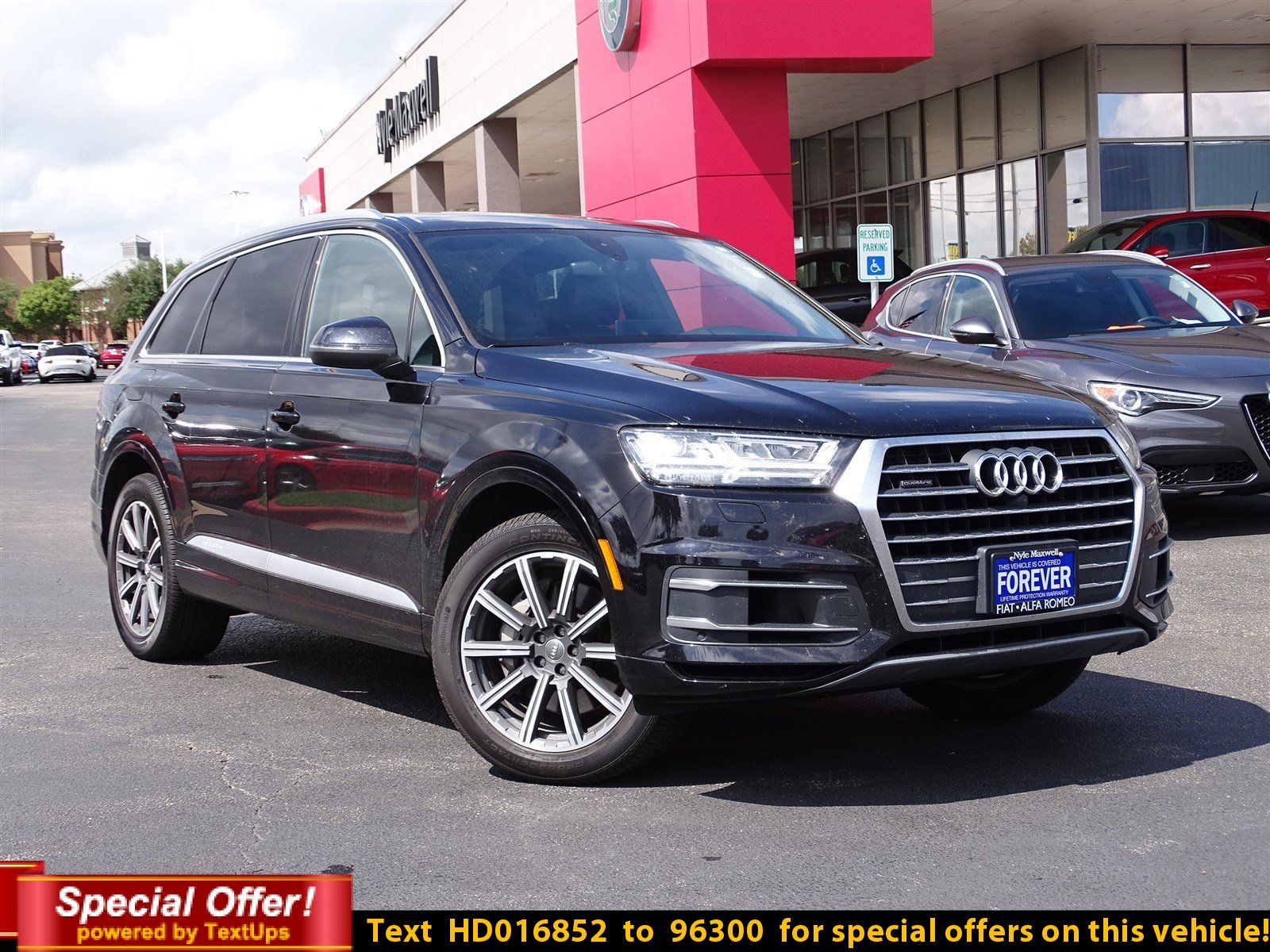 Pre Owned 2017 Audi Q7 Premium Plus Sport Utility in Taylor