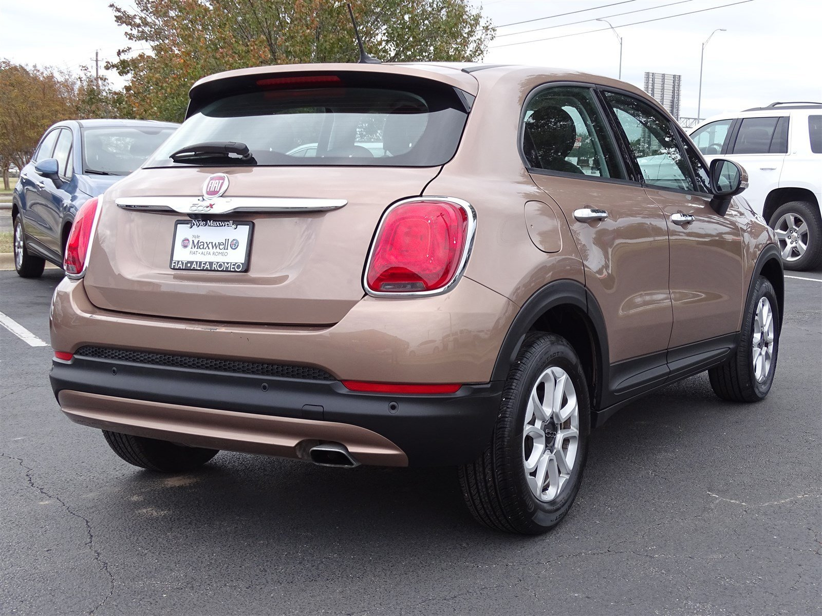 Certified Pre Owned 2017 FIAT 500X Pop Sport Utility in Taylor