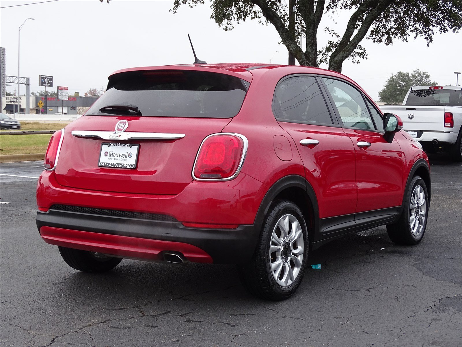 Certified Pre Owned 2016 FIAT 500X Easy Sport Utility in Taylor