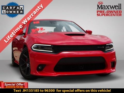 2018 Dodge Charger RT392